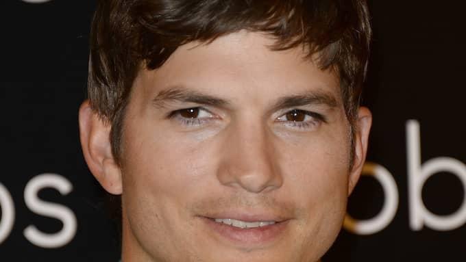 Ashton Kutcher kommenterade äktenskapet i början av april Foto: BESTIMAGE