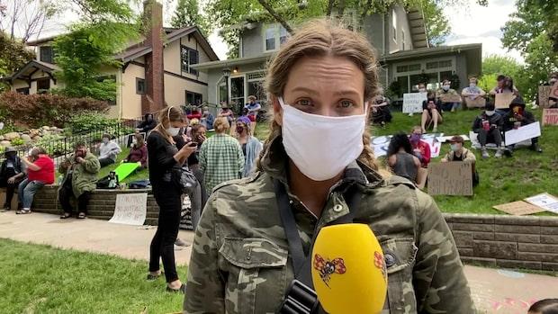 Demonstranter kräver att åklagaren skärper straffet