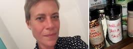 Cecilia, 44, tröttnade på mannens  lyxsalt – nu skrattar alla åt bilden