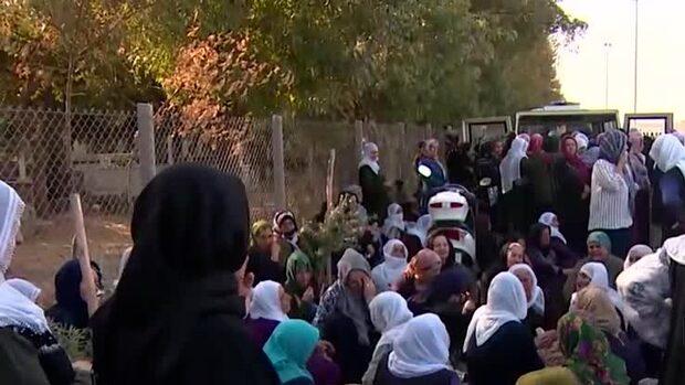 """""""Civila i Syrien är rädda för framtiden"""""""