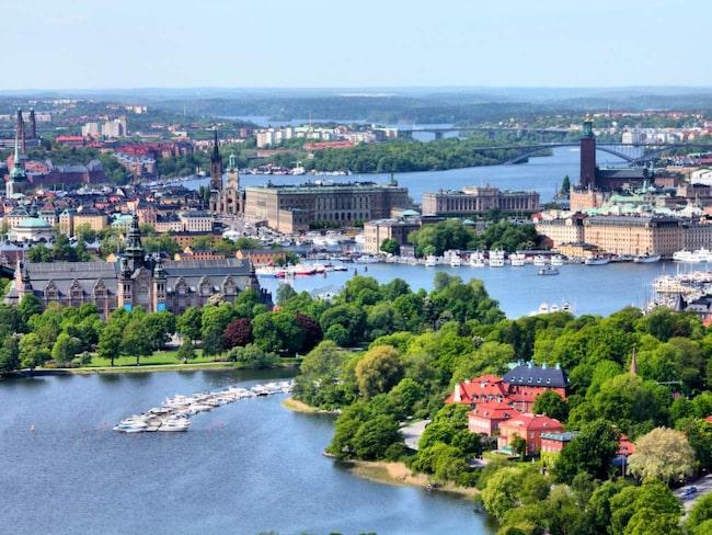 Stockholm i mitt hjärta.