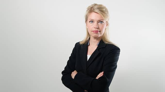 Sofia Dahlström. Foto: ANNA SVANBERG