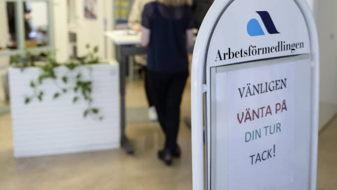 Inte ens via Arbetsförmedlingen lyckas vi hitta personer att anställa, skriver Rose-Marie Stedt Johansson. Foto: Bertil Ericson/TT