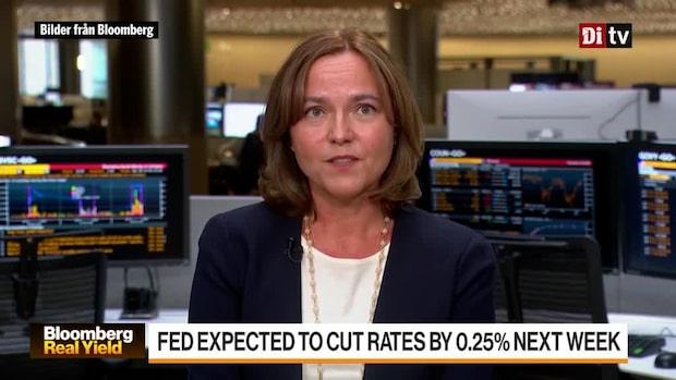 """Världens Affärer: """"Centralbankerna har en stor vecka framför sig"""""""