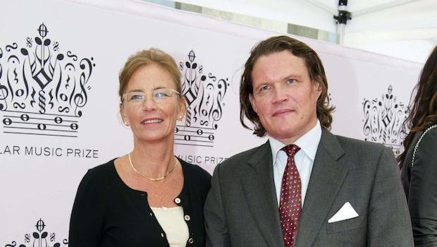 Per Morberg räddades av frun från alkoholen