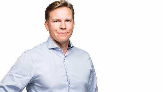 Jens Magnusson, privatekonom hos SEB. Foto: SEB