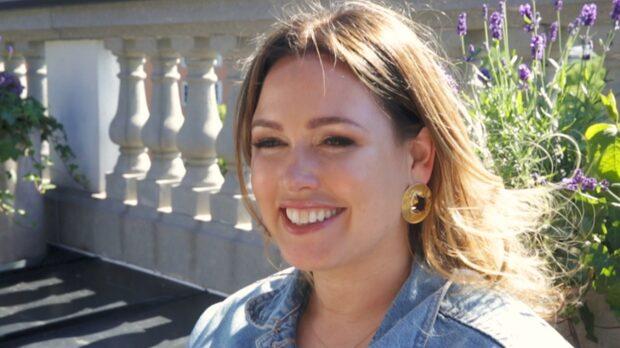 """Mikaela Bley om sin nya bok: """"Jag skrev på nätterna"""""""
