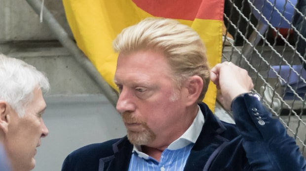 Boris Becker i personlig konkurs