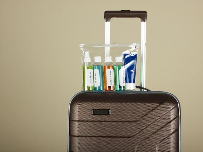 bagage flyg regler