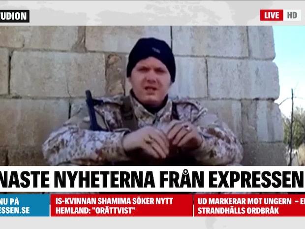Svenska barn fångna i IS sista fäste