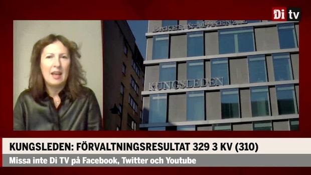 """Biljana Pehrsson vd Kungsleden: """"Vi är fortsatt positiva till marknadsutvecklingen"""""""