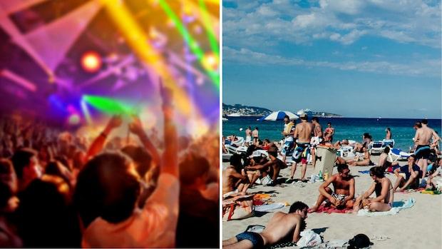 Spaniens drag mot fulla turister: Förbjuder alkohol efter 21