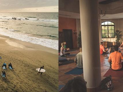 Under vinterveckan kan du testa yoga, prova modern dans, surfa, lyssna på föreläsningar, löpa, cykla, träna core och mycket annat.