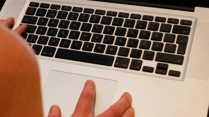 """Enligt polisen finns det """"en uppsjö"""" av bedrägeriförsök på internet. Foto: TOMMY PEDERSEN"""