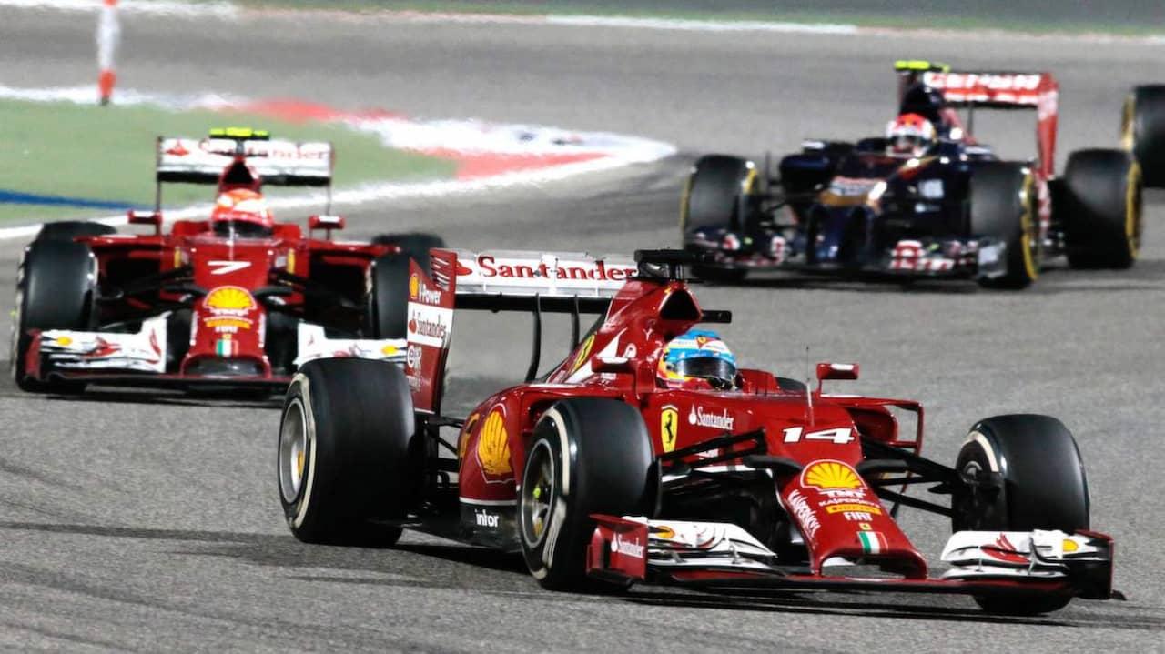 Ferrari fornekar rykten
