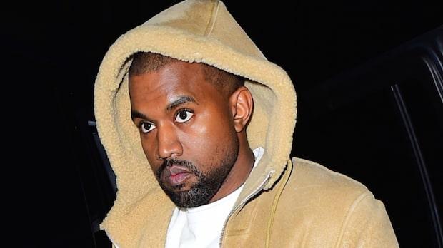 Världsstjärnan Kanye West besöker IKEA