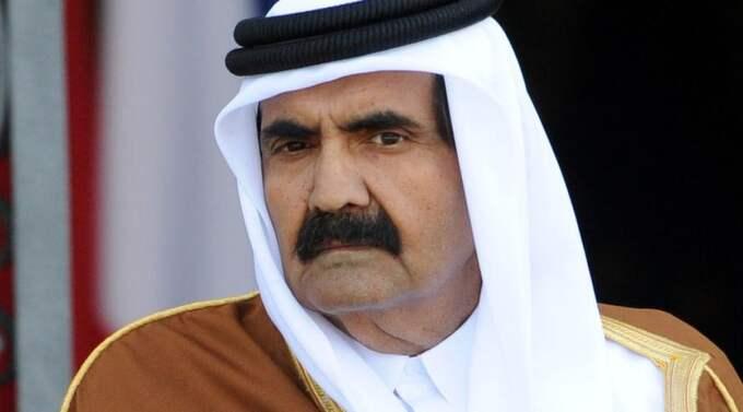 Hamad bin Khalifa al-Thani. Foto: Vandeville Eric