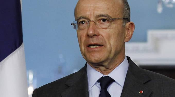 Alain Juppe. Foto: Jim Young/Reuters