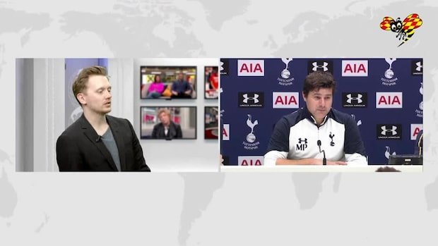 """""""Tottenham måste ha mycket tur ikväll"""""""