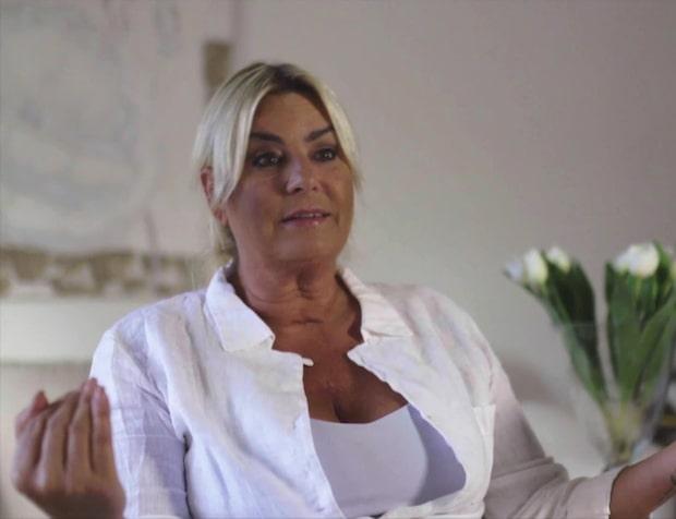 Helena Hysén berättar om hur hon träffade Glenn första gången