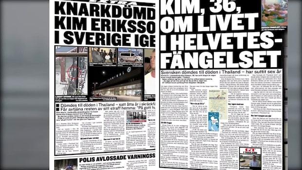 Historien om Kim Eriksson – lämnade Sverige och dömdes till döden