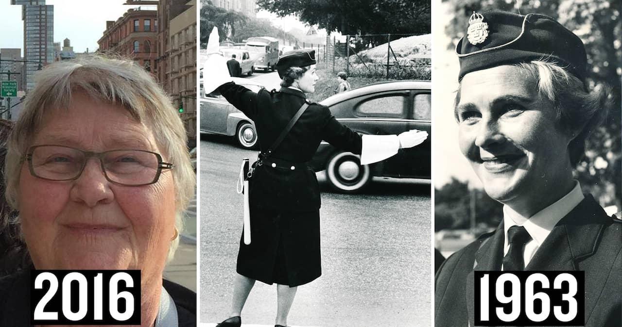 Dating kvinnlig polis