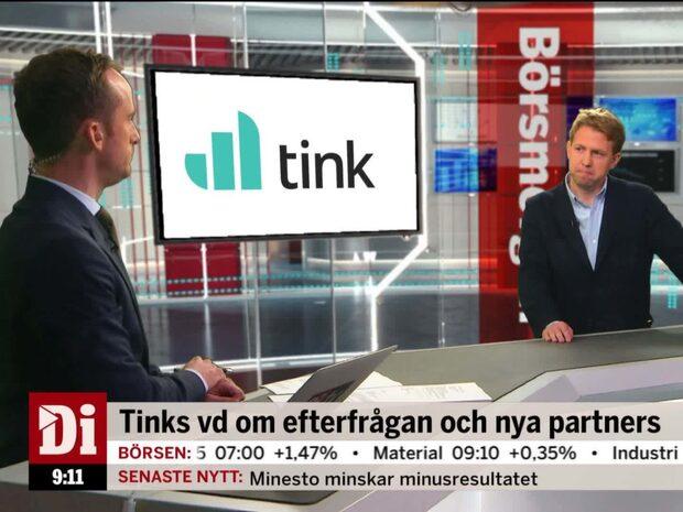 """Tinks vd Daniel Kjellén: """"Kundmakten har blivit större"""""""