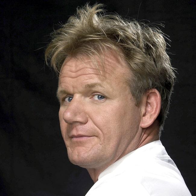 Gordon Ramsay, världsberömd svordomsexpert.