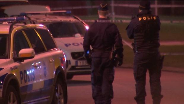 Ung man död efter skjutning i Malmö