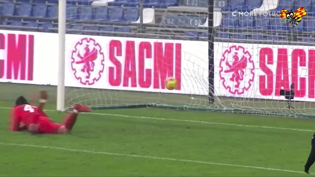 Målsuccé för Inter – se Gagliardinis fullträff