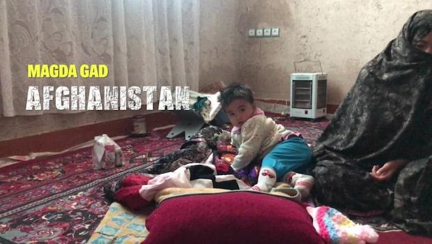 Magda Gad – familjen Haidary ska sälja sitt barn