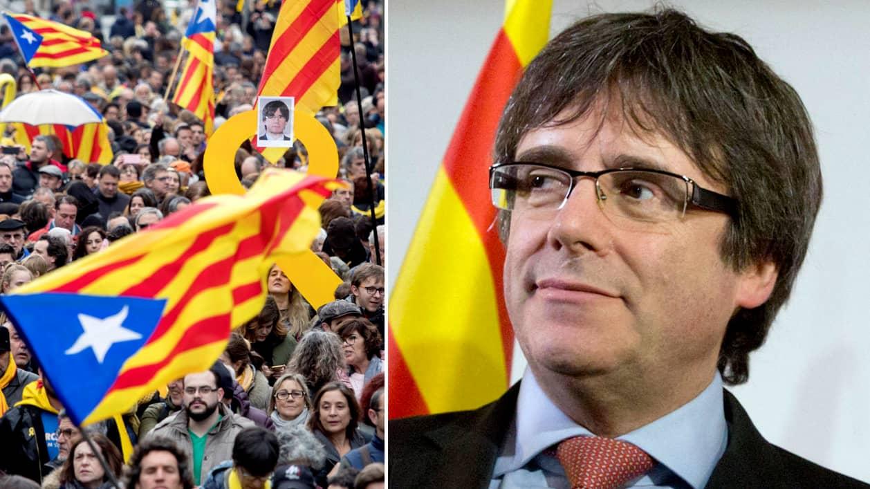 Nyval kan vanta katalonien