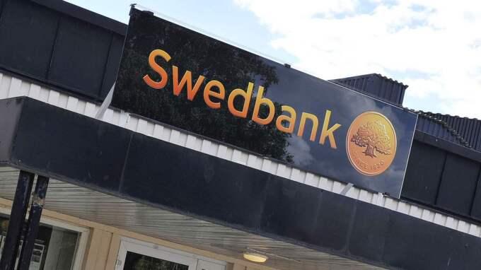 Missnöjet med Sundström uppges komma från flera håll i Swedbank. Foto: Lasse Svensson