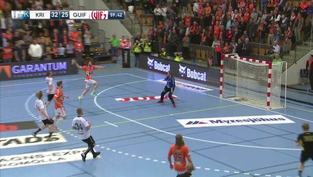 Highlights: Kristianstad-Guif