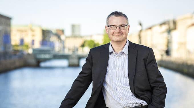 Jonas Ransgård (M), oppositionsråd i Göteborg. Foto: JESPER ORRBECK