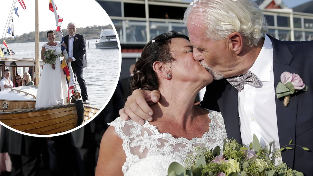 glenn hysens bröllop