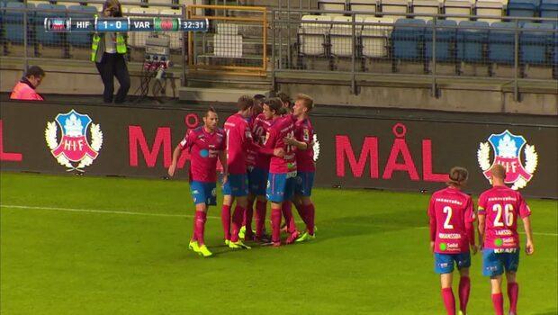 Highlights: Helsingborg-Varberg