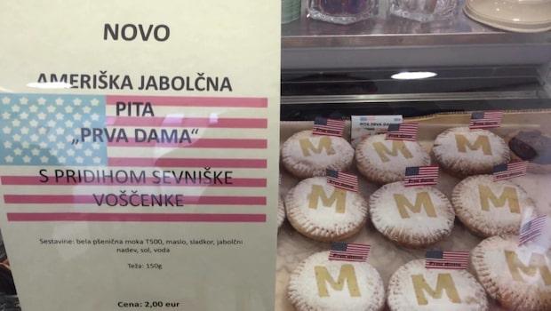 Här är Melania Trumps okända liv i Slovenien