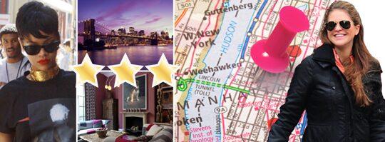 NEW YORK. Bästa tipsen för att fixa stjärnglans i staden som aldrig sover.
