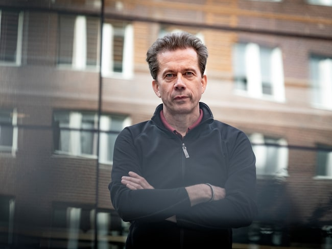 Stefan Wirsenius, miljöforskare på Chalmers.