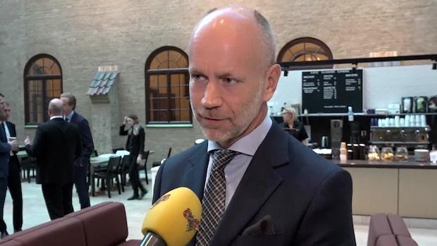 Två anhållna efter mordförsök på advokat Henrik Olsson Lilja