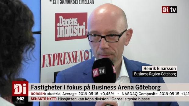 Fastigheter i fokus på Business Arena Göteborg