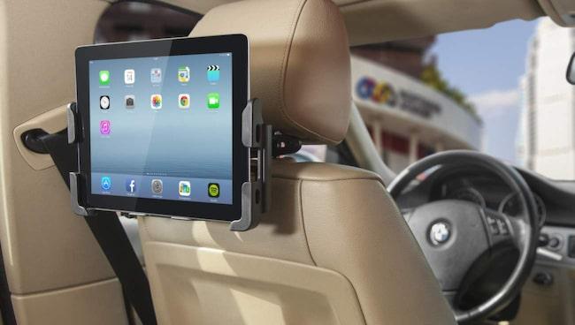 mobilt bredband i bilen