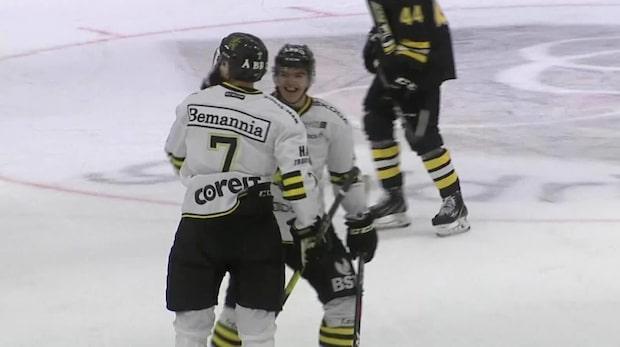 Höjdpunkter: AIK-Pantern