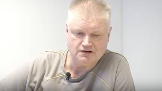 Brottscentralen träffar Esa Teittinen på Norrtäljeanstalten, han har suttit fängslad för mord i åtta år. Nu väntas han beviljas resning i Högsta domstolen. Foto: Amanda van Tol