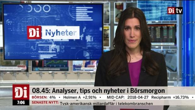 Di Nyheter 16.00 – 19 november 2018