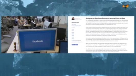 Facebook drabbat av bugg – påverkar miljontals konton