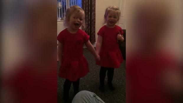 Hör treåringarnas sång till Pontus Jansson