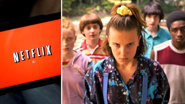 Netflix börjar spela in igen efter coronastoppet
