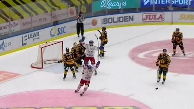 Highlights: Oskarshamn ny tabellfyra – vann mot Skellefteå